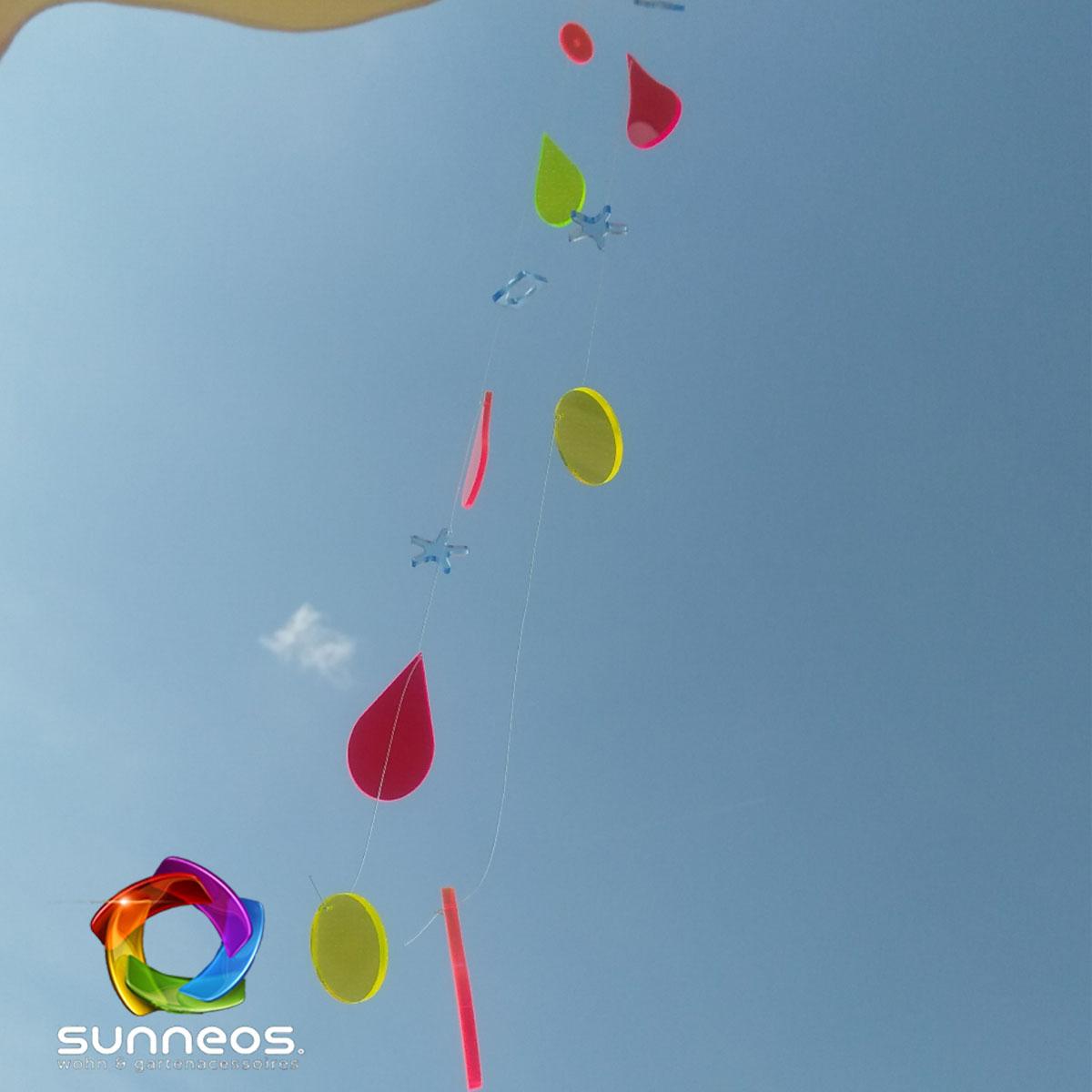 Bastelset Für Mobile Sonnenfänger Sunneos Acrylglas Basteln Zb Schmuck Präsent